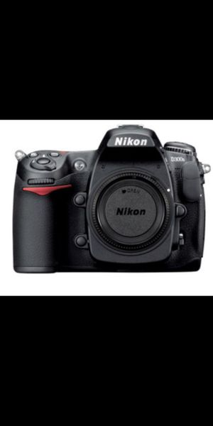Nikon d300s with nikon 18-200 be lense with box for Sale in Chula Vista, CA