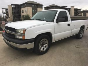 2005 Chevy Silverado Work truck long bed for Sale in Austin, TX