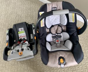 Chicco KeyFit30 Car seat and Base for Sale in Hanover, MD