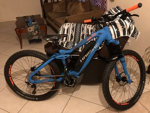 2017 Haibike Full Suspension Mountain E-bike size Small for Sale in Dublin, CA