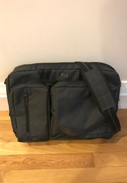 Charcoal Messenger/Backpack Convertible Bag for Sale in Boston,  MA