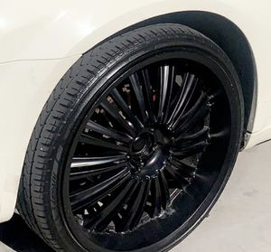 Rims for Chrysler 300 2010 4 for 350 for Sale in Los Angeles, CA