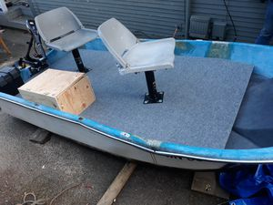 10 ft bass boat for Sale in Vancouver, WA