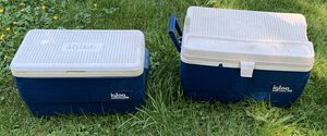 2 iGloo coolers for 1 price for Sale in Gresham, OR