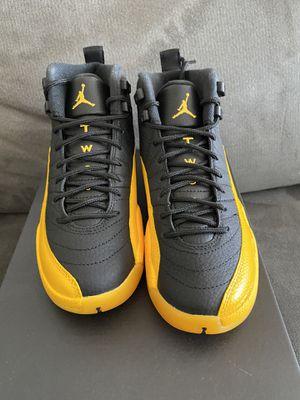 Nike Jordan 12 University Gold GS sz 4.5Y for Sale in San Francisco, CA