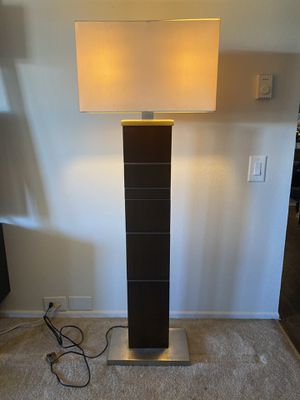 Crate and Barrel Floor Lamp for Sale in San Diego, CA