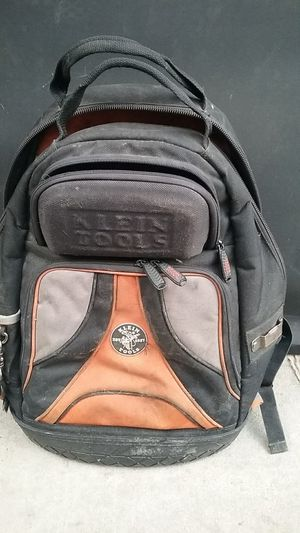 Klein tools backpack tool bag for Sale in Tracy, CA