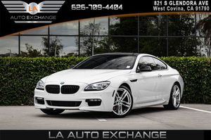 2016 BMW 6 Series for Sale in West Covina, CA