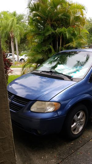 Dodge Caravan Grand Caravan 2007 74k miles for Sale in Brandon, FL