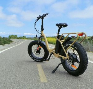 New veego fat tire electric bike - electric bicycle $1900 for Sale in Houston, TX