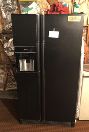 Maytag Plus side by side refrigerator freezer for Sale in San Diego, CA