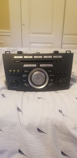 2010 11 12 13 Mazda 3 6 Disc CD Player Radio Receiver OEM BBM466ARXA for Sale in Temple City, CA