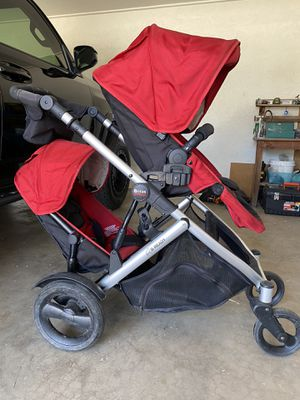 Britax b-ready double stroller for Sale in Glendale, AZ