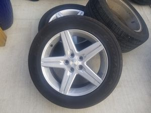 Rims with tires for Sale in Chicago, IL
