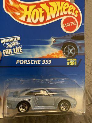 Hot wheels Porsche 959 with 5 spokes for Sale in Garden Grove, CA