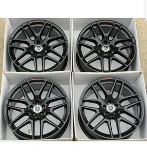"22"" Mercedes AMG GLE63 GLE450 GLE43 COUPE Factory OEM Black Wheels Rims for Sale in Long Beach, CA"