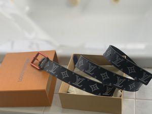 """Louis Vuitton Monogram Belt"""" size 95 for Sale in Farmingville, NY"""