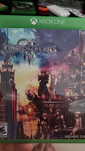 Kingdom hearts 3 for Sale in Port Richey, FL