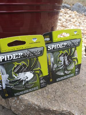 Spider Wire for Sale in Canton, GA