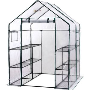 Ogrow - 6-Tier 12-Shelf - Portable Mini Walk-In Greenhouse - Deluxe - New in box for Sale in Easley, SC