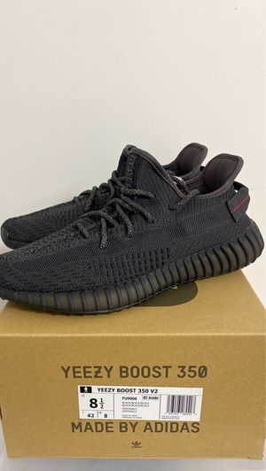 Adidas Yeezy 350 black for Sale in Pacifica, CA