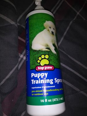 Puppy Training Spray for Sale in Eau Claire, WI