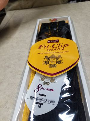 "Unopened brand new clip in extentions 16"" for Sale in Pawtucket, RI"