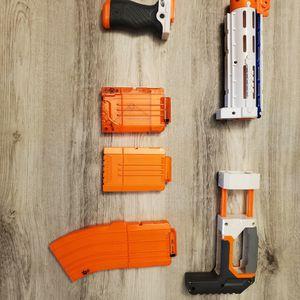 Nerf Guns Accessories for Sale in Sacramento, CA