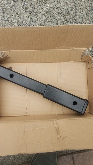 """2"""" trailer hitch extension for Sale in Lynnwood, WA"""