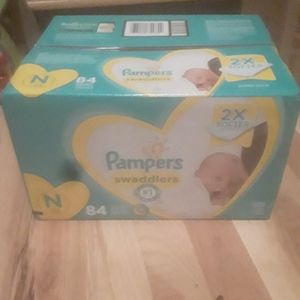Unopened Newborn Pampers for Sale in Tacoma, WA