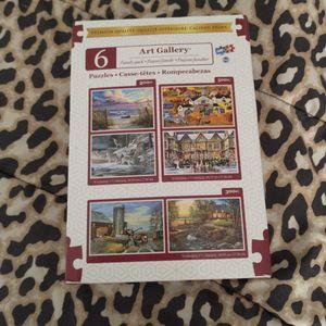 6 Puzzles for Sale in Albuquerque, NM
