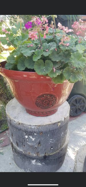 Palm Tree Stumps /Flower Pot Stands for Sale in La Puente, CA