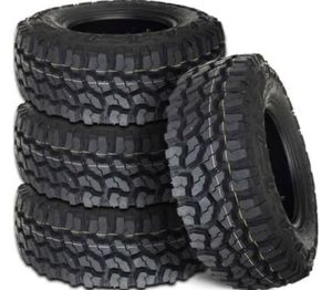 "17"" Americus Rugged M/T Tires LT 285/70R17 ....$159 Each for Sale in La Habra Heights, CA"