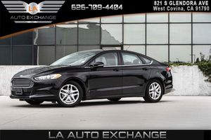 2016 Ford Fusion for Sale in West Covina, CA