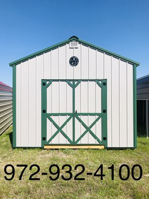 Metal shed 12x16 for Sale in Dallas, TX