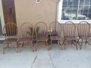 6 chairs for Sale in Lake Elsinore, CA