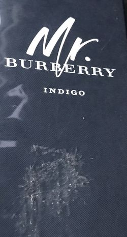 Mr Burberry Indigo Cologne For Men for Sale in Portland,  OR