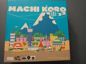 Machi Koro Board Game for Sale in Santa Ana, CA