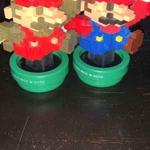 2 super mario 30th anniversey amiibo for Sale in Depew, NY
