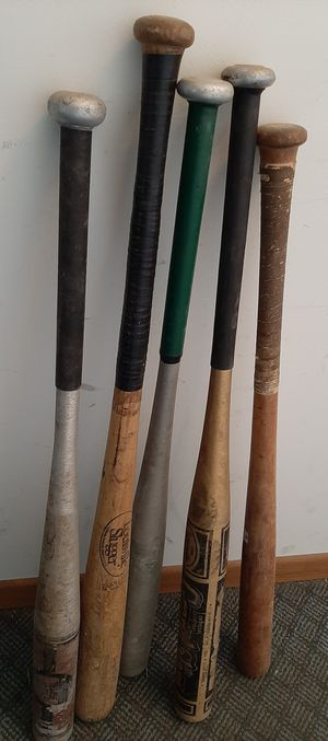 Baseball bats for Sale in Ellwood City, PA