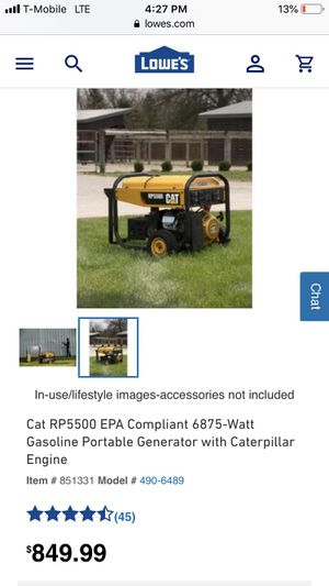 Portable generator for Sale in Reading, PA