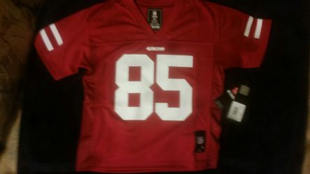 NFL Apparel San Francisco 49ers Size Large Kids Youth for Sale in Bakersfield,  CA