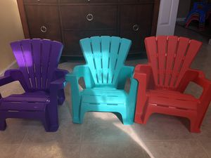 Kids chairs for Sale in Pickerington, OH