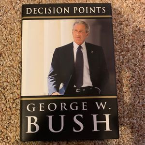 George Bush, Decision Points for Sale in Harrisburg, PA