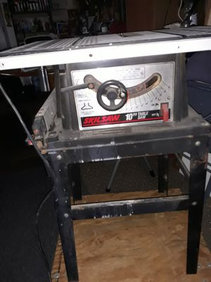 """SKILSAW 10"""" Table Saw for Sale in Largo, FL"""
