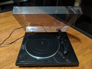 Denon DP-300F Turntable With Ortofon 2M Red Cartridge for Sale in Royal Palm Beach, FL