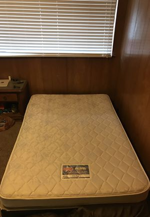 Clean 1 year old mattress for Sale in Salt Lake City, UT