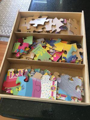 Puzzles para niños for Sale in San Jose, CA