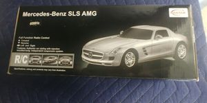 NEW:Silver Mercedes-Benz Remote Control Model Car for Sale in Georgetown, TX