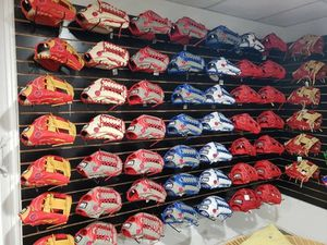 Custom baseball and softball glove starting at 1:10 for Sale in Downey, CA